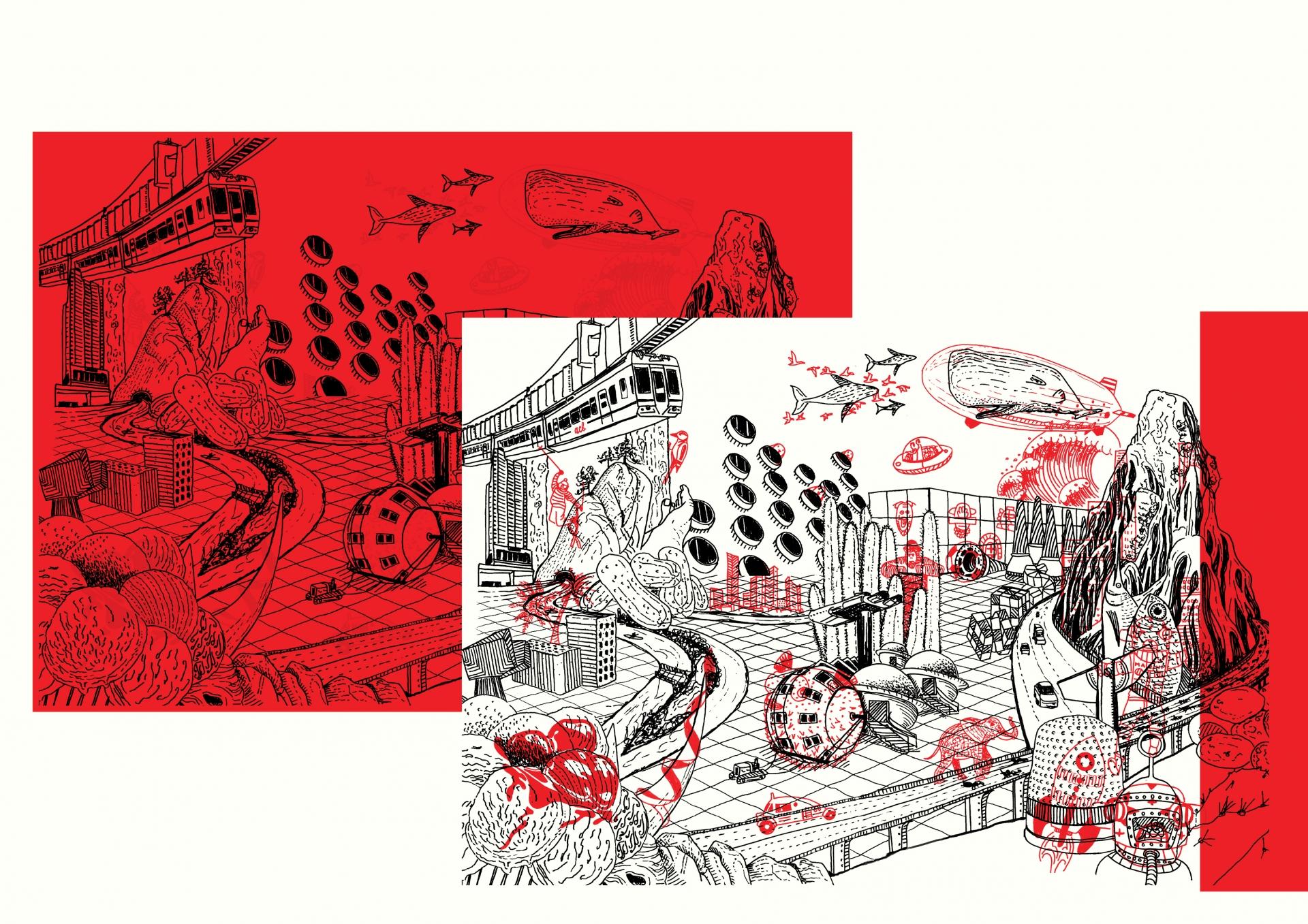 A.C.Busseni illustration